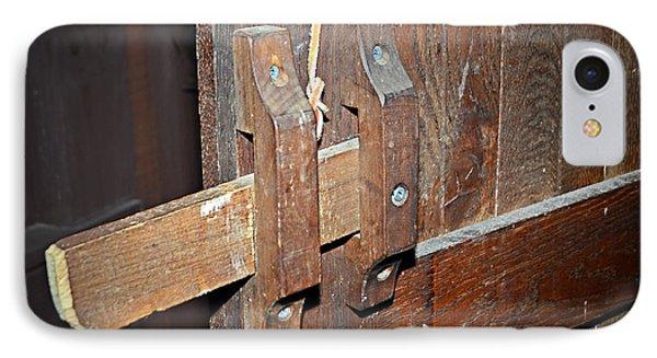 Security Phone Case by Susan Leggett