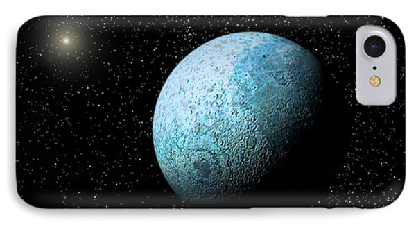 Sedna, Kuiper Belt Object Phone Case by Christian Darkin