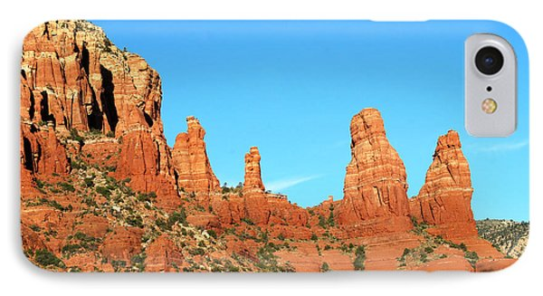 Sedona Red Rock 3 IPhone Case