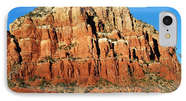 Sedona Red Rock 4 IPhone Case