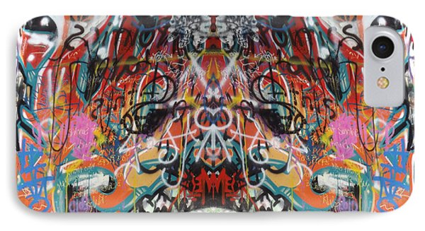 Seeing Double Phone Case by Cindy Nunn