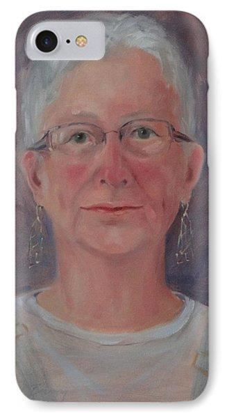 Self IPhone Case by Carol Berning