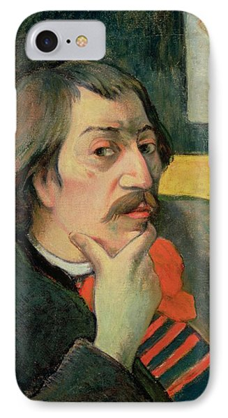 Self Portrait IPhone Case by Paul Gauguin