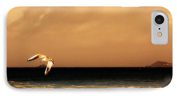 Sennen Seagull IPhone Case by Linsey Williams