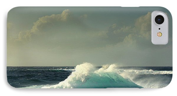 Sennen Surf Seascape IPhone Case by Linsey Williams