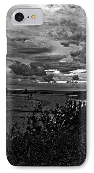 IPhone Case featuring the photograph September Clouds by Randall  Cogle