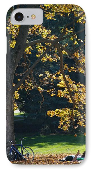 IPhone Case featuring the photograph September Dreams by Joseph Yarbrough
