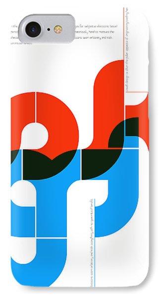Sergey Rachmaninov Quote Poster IPhone Case by Naxart Studio