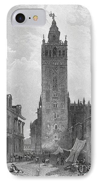 Seville: The Giralda Phone Case by Granger