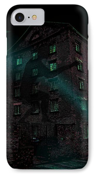 Shadow On The Wall Phone Case by Mimulux patricia no No