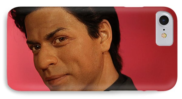 Shahrukh Khan - Shah Rukh Khan - Baadshah Of Bollywood - King Khan - The King Of Bollywood  Phone Case by Lee Dos Santos