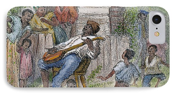 Sharecroppers, 1876 Phone Case by Granger