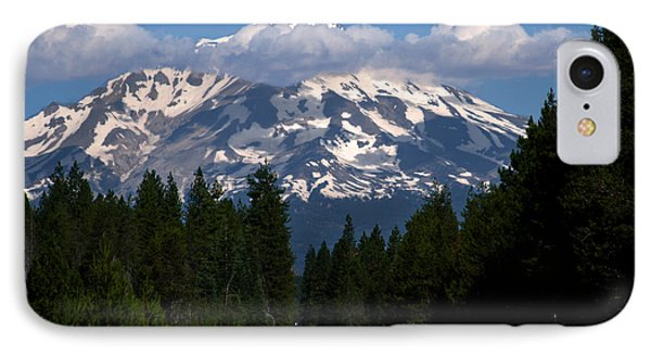 Shasta On The Road Again Phone Case by BuffaloWorks Photography