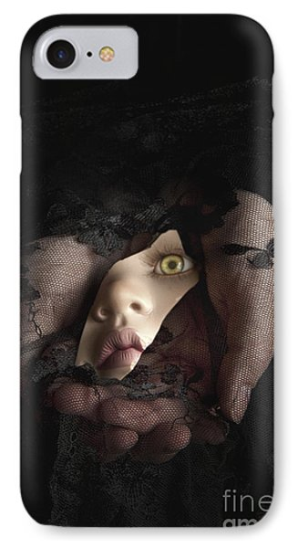 Shattered Into Pieces Phone Case by Margie Hurwich