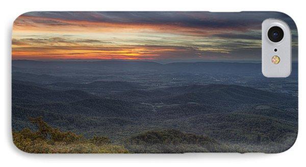 Shenandoah Sunset Phone Case by Pierre Leclerc Photography