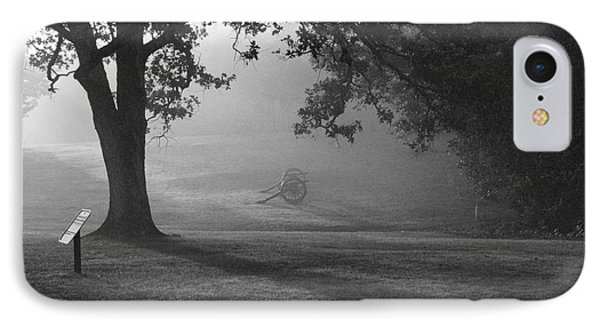 Shiloh In The Fog Phone Case by David Bearden