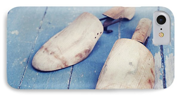 shoe trees II IPhone Case by Priska Wettstein