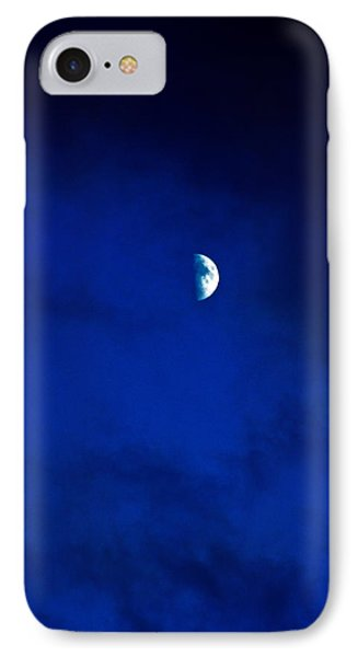 IPhone Case featuring the photograph Shoot The Moon by Randall  Cogle