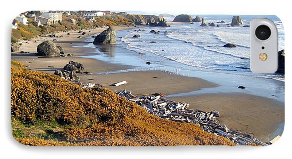 IPhone Case featuring the photograph Shores Of Oregon by Will Borden
