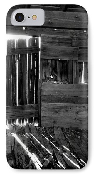 IPhone Case featuring the photograph Shreds Of Yesterday by Vicki Pelham