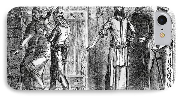 Siege Of Baghdad, 1258 Phone Case by Granger