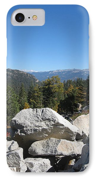 Sierra Nevada Mountains 4 IPhone Case