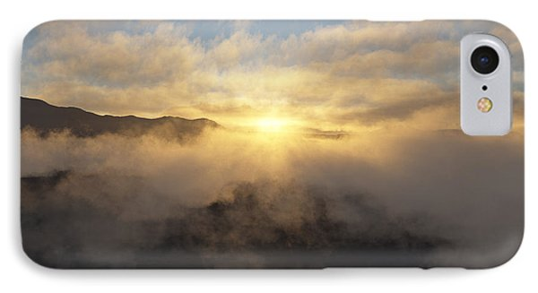 Sierra Sunrise IPhone Case by Mark Greenberg