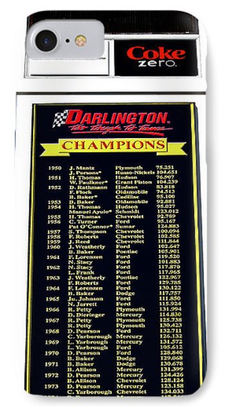 Sign Of Champions Phone Case by DigiArt Diaries by Vicky B Fuller