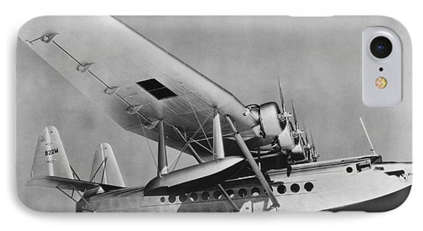 Sikorsky S-42 Phone Case by Photo Researchers