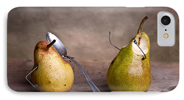 Pear iPhone 7 Case - Simple Things 15 by Nailia Schwarz