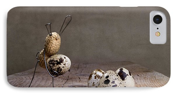 Simple Things Easter 03 IPhone Case by Nailia Schwarz
