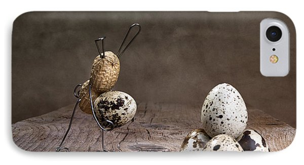 Simple Things Easter 07 IPhone Case by Nailia Schwarz