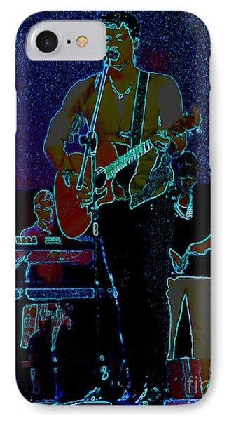 Singing From The Soul Phone Case by Renee Trenholm