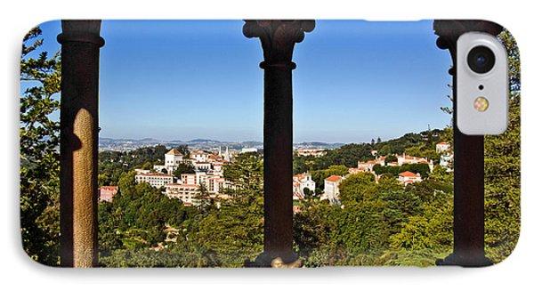 Sintra Balcony Phone Case by Carlos Caetano