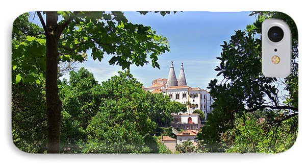 Sintra National Palace Phone Case by Carlos Caetano