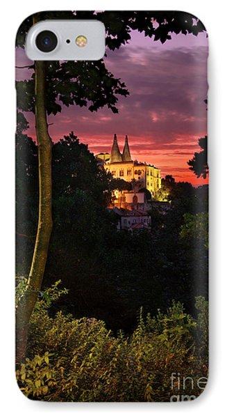 Sintra Palace Phone Case by Carlos Caetano