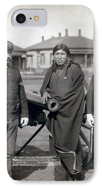 Sioux Warrior, 1891 Phone Case by Granger
