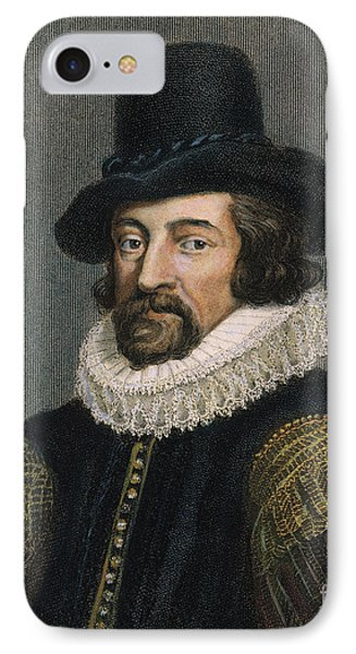 Sir Francis Bacon (1561-1626) Phone Case by Granger