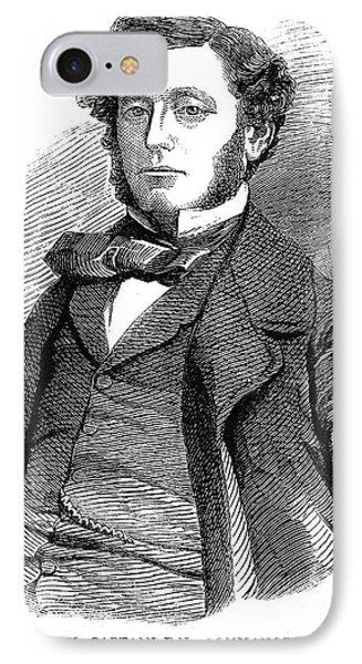 Sir Francis L. Mcclintock Phone Case by Granger