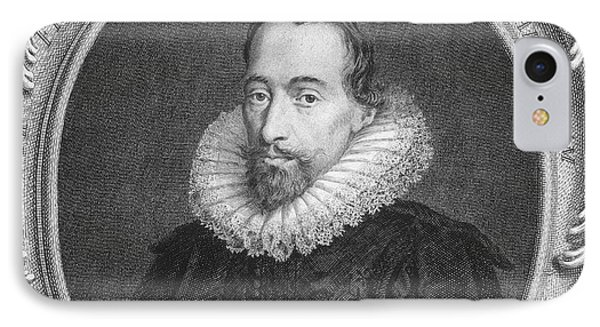Sir Francis Walsingham Phone Case by Granger