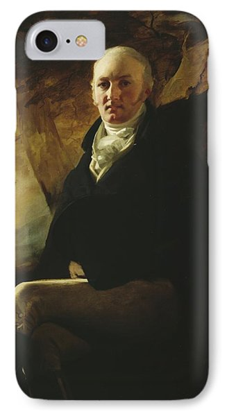Sir James Montgomery IPhone Case by Sir Henry Raeburn
