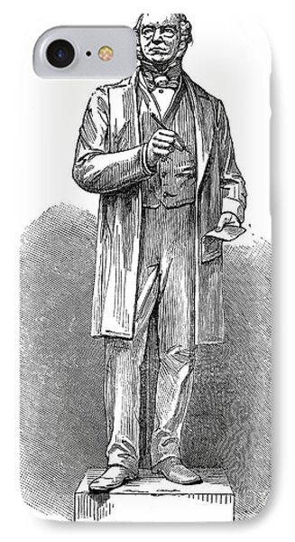 Sir Rowland Hill (1795-1879) Phone Case by Granger