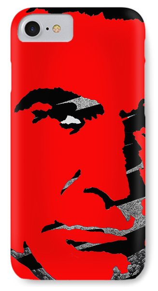 Sir Sean Connery IPhone Case by Robert Margetts