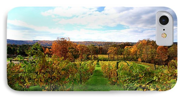 Six Miles Creek Vineyard Phone Case by Paul Ge
