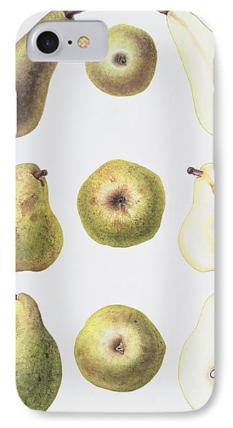 Six Pears IPhone Case by Margaret Ann Eden