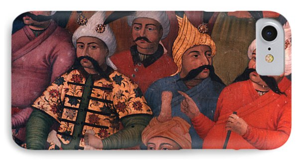 Six Sultans In Iran Phone Case by Carl Purcell