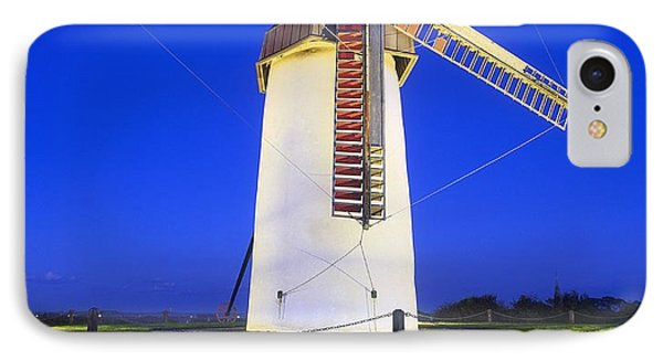 Skerries Mills Co Fingal, Ireland Phone Case by The Irish Image Collection