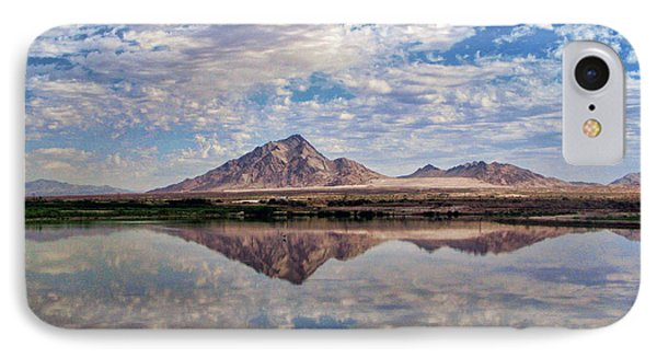 IPhone Case featuring the photograph Skies Illusion by Tammy Espino
