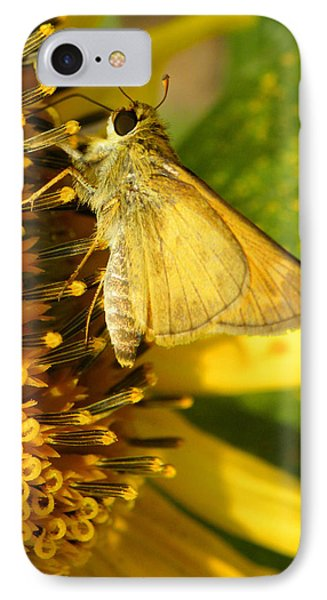 Skipper And Sunflower Phone Case by Sandi OReilly