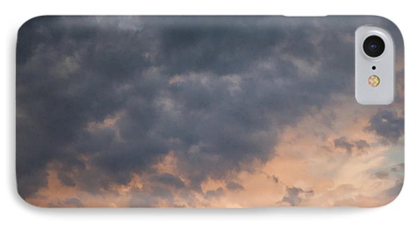 IPhone Case featuring the photograph Sky 1 by John Crothers